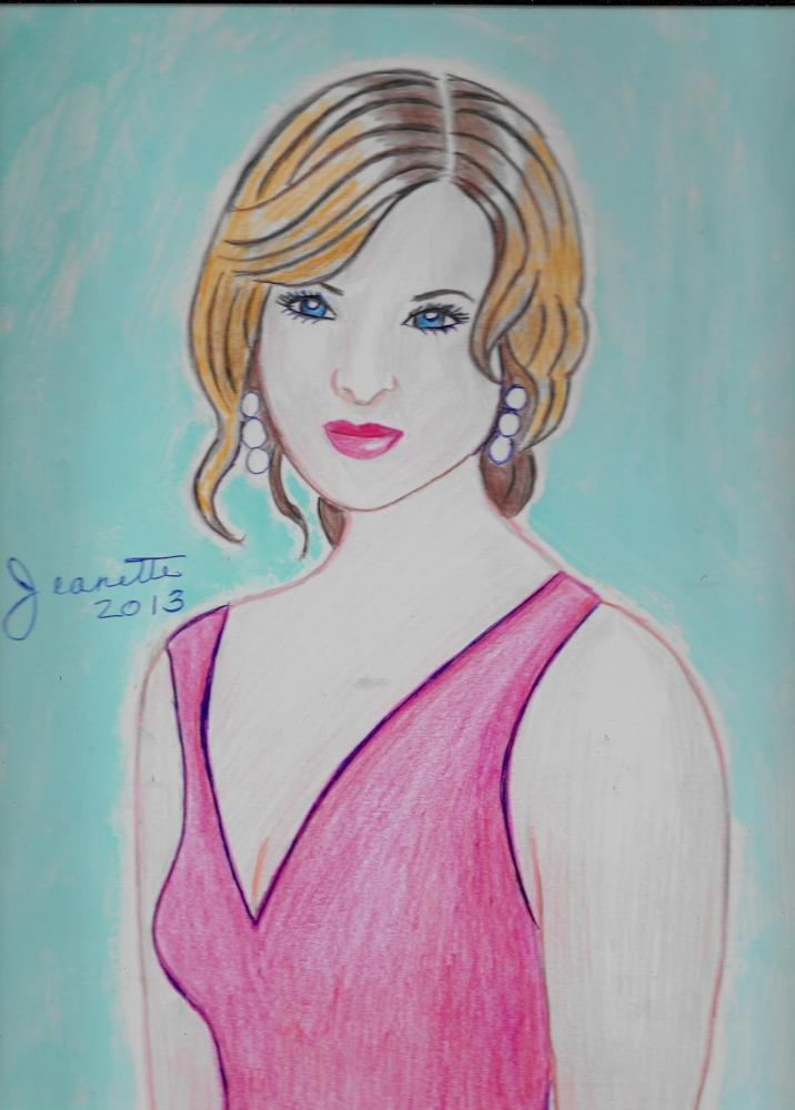 Taylor Swift by Jeanette
